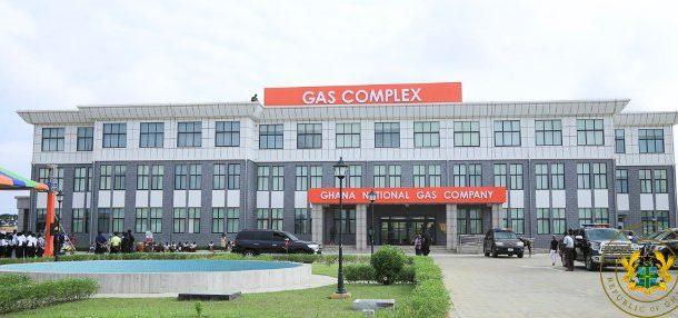 Ghana Gas: Akufo-Addo commissions new operational headquarters