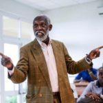 I would have slapped Ernesto for shamefully shouting DropThatChamber – Prof Adei