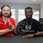 Ghana winger Nana Ampomah joins Fortuna Düsseldorf on three-year deal
