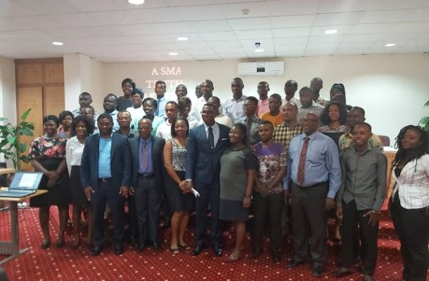 NIC begins training of 10,000 Ghanaian youth as sales agents