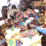 """""""You've fulfilled most of your promises to us"""" – Assin Owirenkyi Chief thanks Akufo-Addo"""