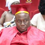 Freddies Corner CEO receives honorary doctorate degree