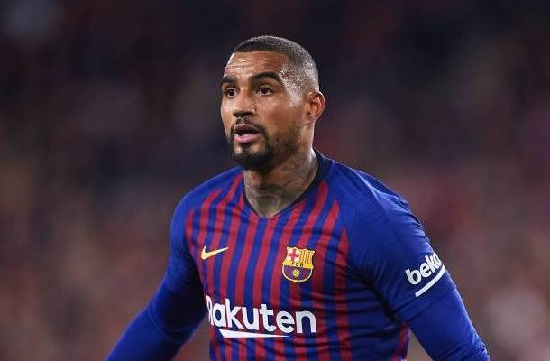 KP Boateng on verge of Eintracht Frankfurt return