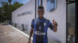 Former Ghana U20 captain Clifford Aboagye joins Mexican Club Querétaro on loan