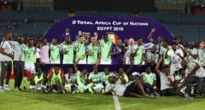 2019 AFCON: Nigeria pip Tunisia to clinch bronze
