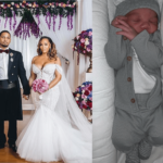 PHOTOS: Jailed rapper, Juelz Santana and wife welcome their third child