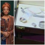 PHOTOS: EFCC seizes ex petroleum minister's jewelry, customized iPhone worth $40m