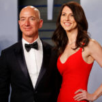 Jeff Bezos finalises $38billion divorce from wife making her the 22nd richest person in the world