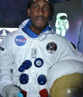 TRAGIC: Man set to become first black African in space dies in motorcycle accident