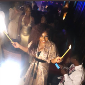 PHOTOS: Rita Dominic throws lavish 44th birthday party