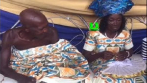 VIDEO: 80-year-old man finally marries 78-year-old partner after 25 years