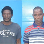 Two men arrested for raping, impregnating four schoolgirls