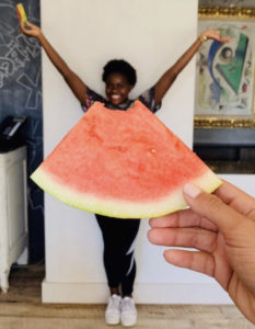 Madonna comes under fire for sharing photos of her black kids with watermelon
