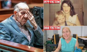 77-year-old murderer released for being too old to be violent, kills another woman