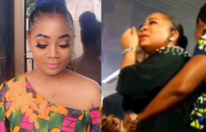 VIDEO: Actress Vicky Zugah reconciles with woman who cursed her 10 years ago for snatching her husband