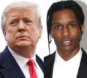 'I've offered to personally vouch for A$AP Rocky's bail' - President Trump