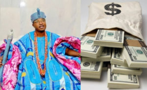 VIDEO: Nigerian Chief reveals how to retrieve millions from US treasury with local charms