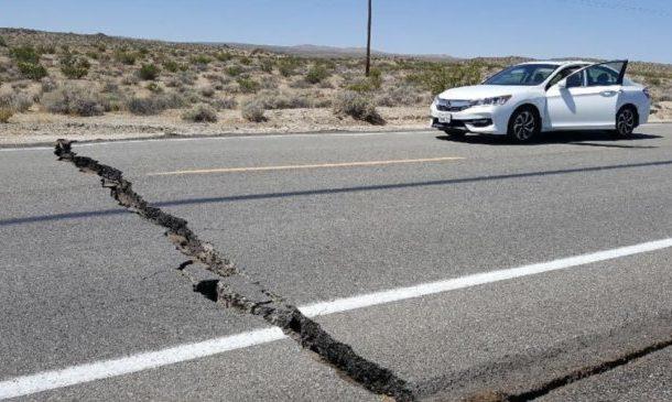 6.4 magnitude earthquake hits Southern California