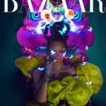 "Rihanna is the ""King of Pop"" on Harper's Bazaar August 2019 Cover"