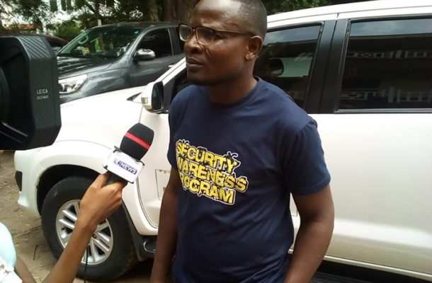 Ghanaians must be inquisitive- security expert
