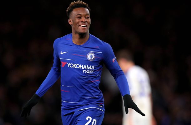 Callum Hudson-Odoi agrees £100,000-a-week Chelsea deal
