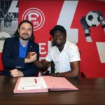 Ghanaian striker Bernard Tekpetey joins Fortuna Düsseldorf on loan