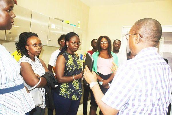 Uganda delegation understudies best practices in Ghana's Health Care Waste Management System
