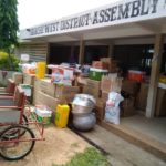 Krachi West supports 50 PWDs with start-up kits