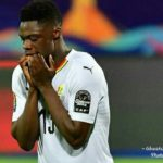 Caleb Ekuban begs Ghanaians for forgiveness after penalty miss