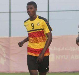Ghana U20 striker Richard Danso joins North Texas SC on loan