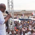 Mahama promises to build 6 Hospitals in the New Regions