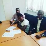 Angolan side Desportivo Huilva sign former Kotoko forward Frederick Boateng
