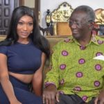 YEA axe Wendy Shay as ambassador after 'provocative' picture with ex prez Kufuor