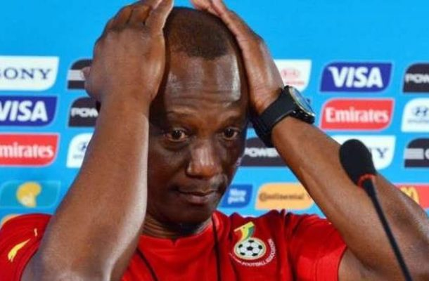 Ghanaians call for Kwesi Appiah to be sacked after Black Stars AFCON exit