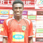 Kotoko youngster Douglas Ansah  confident of first team place despite new signings