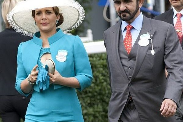Dubai ruler suspects his wife of cheating on him with her British bodyguard