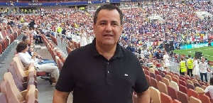 No match fixing investigation in Zimbabwe-DRC match - CAF chief Hajji