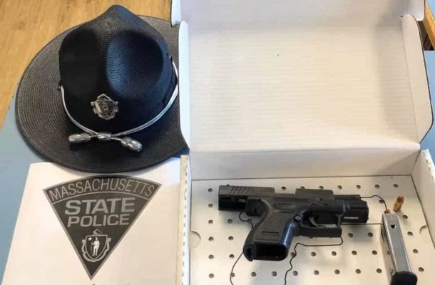 Two UK based Ghanaian men arrested in America over illegal firearm possession