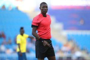 2019 AFCON: Cameroonian referee Alioum Alioum to officiate Algeria-Senegal final