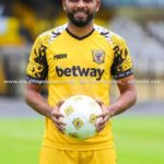 AshantiGold SC sign Brazilian striker Marco Aurelio Silver Damasceno
