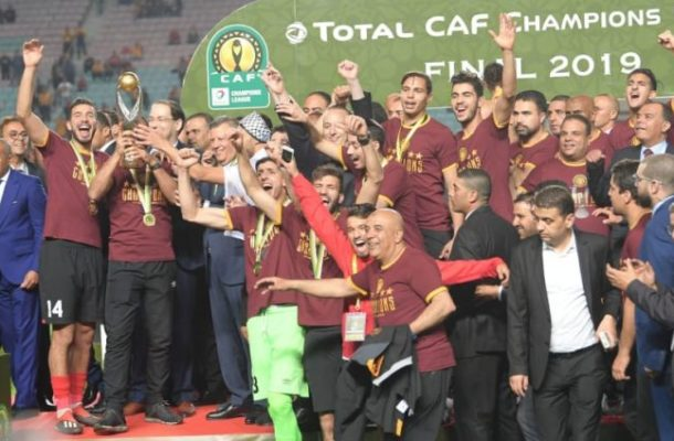 Court of Arbitration for Sport declare Esperance as Champions League winners