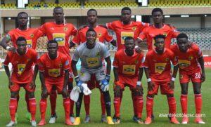 Asante Kotoko to play Burkinabe side in pre-season friendly on Sunday