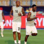 Mubarak Wakaso high in confidence ahead of Tunisia game
