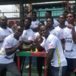 Expect not less than 20 trophies from us - Armwrestling President assures