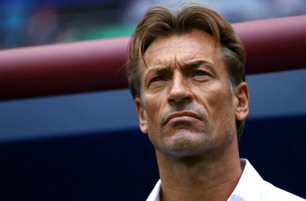 Herve Renard steps down as Morocco head coach