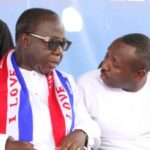 NPP National Executives support Ekow Ewusi's suspension