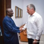 Bawumia lobbies for Zongo students; Cuba accepts to train 40 as doctors yearly