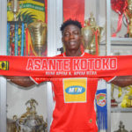 Official: Asante Kotoko capture Justice Blay from Medeama SC