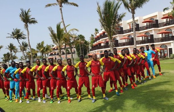 Revealed: Black Stars players had s3x with girls flown from Dubai before matches