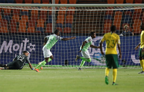 2019 AFCON: Nigeria see off South Africa to secure semifinal berth